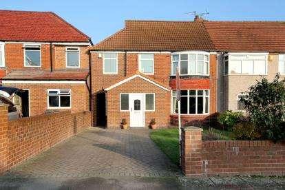 4 Bedrooms Semi Detached House for sale in Osbert Road, Broom, Rotherham