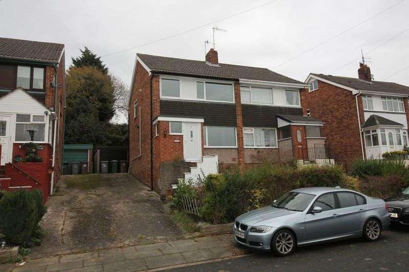 3 Bedrooms Semi Detached House for sale in Rivington Avenue, Prenton