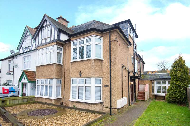 3 Bedrooms Flat for sale in College Hill Road, Harrow Weald, HA3