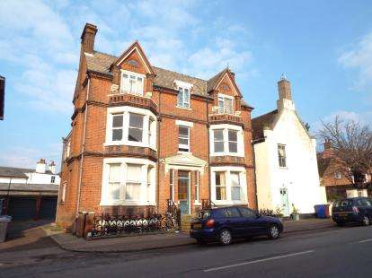 1 Bedroom Flat for sale in 29 Old Station Road, Newmarket, Suffolk