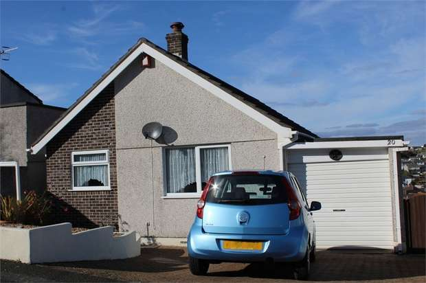 3 Bedrooms Detached Bungalow for sale in Belle Vue Rise, Plymouth, Devon
