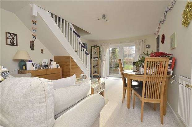 2 Bedrooms Terraced House for sale in Icombe Close, Bishops Cleeve, GL52 8TQ