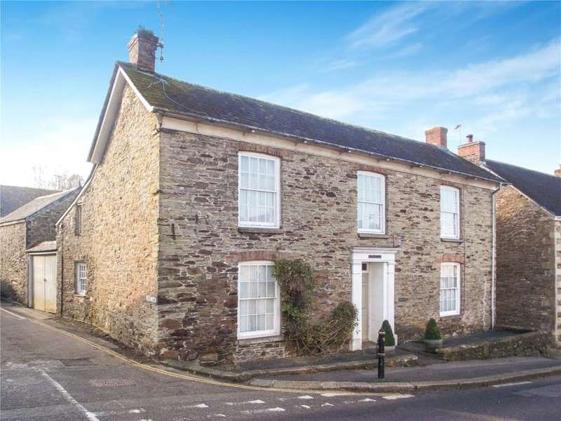 5 Bedrooms Detached House for sale in Fore Street, Grampound, Truro