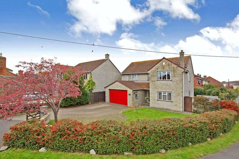 5 Bedrooms Detached House for sale in Standards Road, Westonzoyland