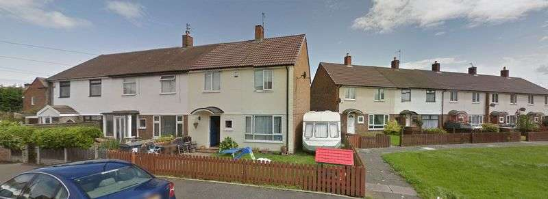 3 Bedrooms Terraced House for rent in Cook Road, Wirral