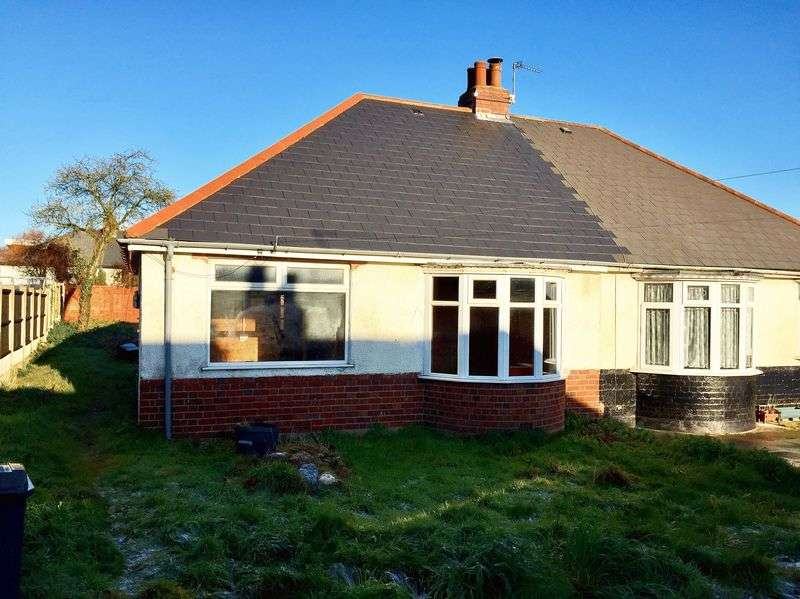 2 Bedrooms Semi Detached Bungalow for sale in Beaconsfield Drive, Parkfields