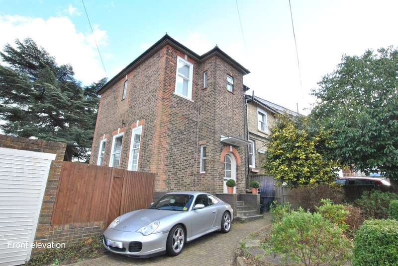 4 Bedrooms Semi Detached House for sale in Redhill, Surrey