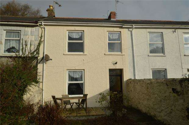 4 Bedrooms Terraced House for sale in Penpol Avenue, Hayle, Cornwall