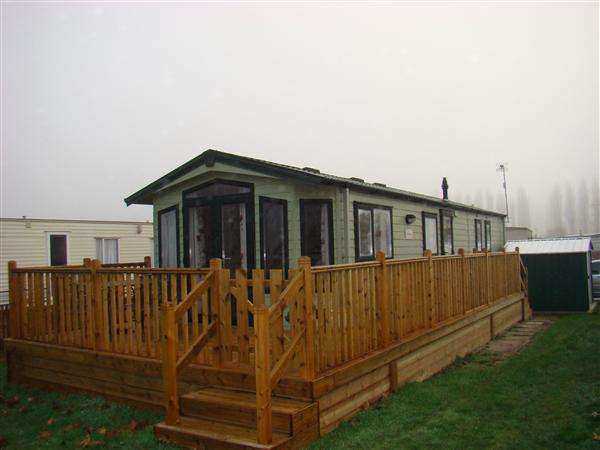 2 Bedrooms Park Home Mobile Home for sale in Bird Lake Pastures, Northampton