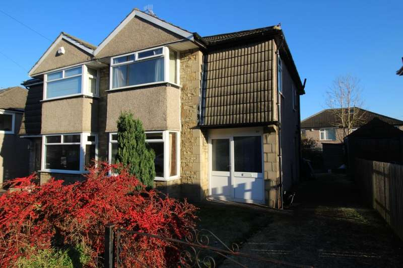 3 Bedrooms Semi Detached House for sale in Woodside Drive, Bingley, BD16