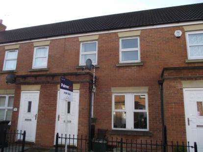 2 Bedrooms Terraced House for sale in Locking Castle, Weston Super Mare, North Somerset