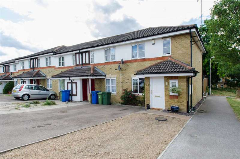 3 Bedrooms End Of Terrace House for sale in Anselm Close, Sittingbourne