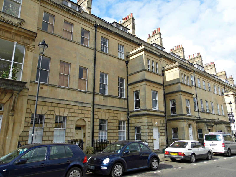 2 Bedrooms Maisonette Flat for sale in Marlborough Buildings, Lansdown