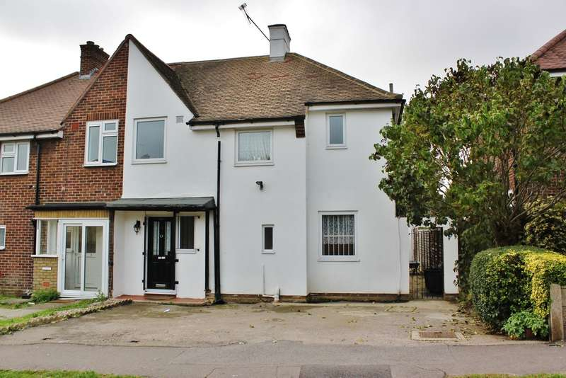 3 Bedrooms Semi Detached House for sale in Langford Road, Woodford Green