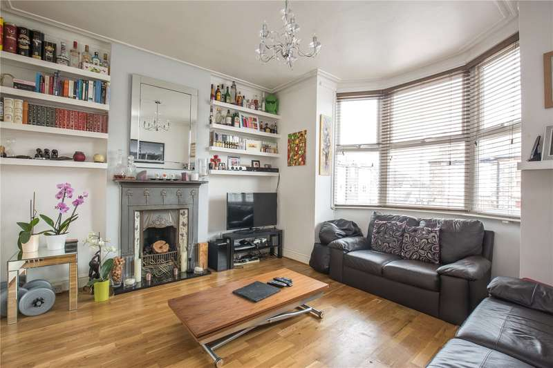 2 Bedrooms Maisonette Flat for sale in Kitchener Road, East Finchley, London, N2