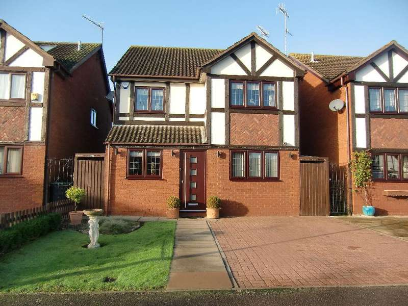 3 Bedrooms Detached House for sale in Tudor Manor Gardens, Watford, Herts, WD25