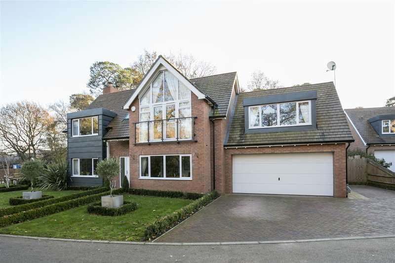 5 Bedrooms Property for sale in Leybourne Chase