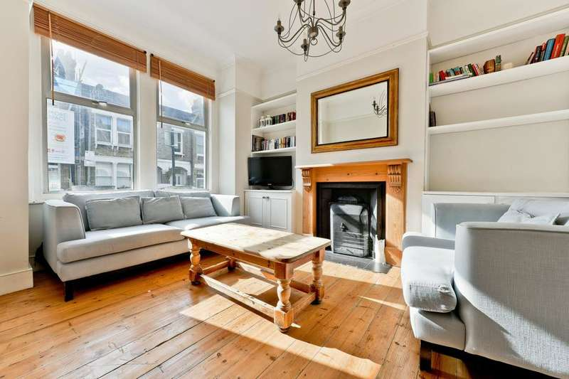 2 Bedrooms Flat for sale in Renmuir Street, London SW17