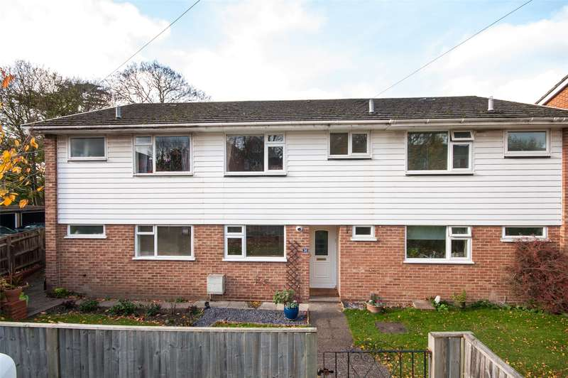 3 Bedrooms Terraced House for sale in Saxon Way, Reigate, Surrey, RH2