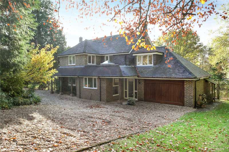 5 Bedrooms Detached House for sale in Pine Bank, Hindhead, Surrey, GU26