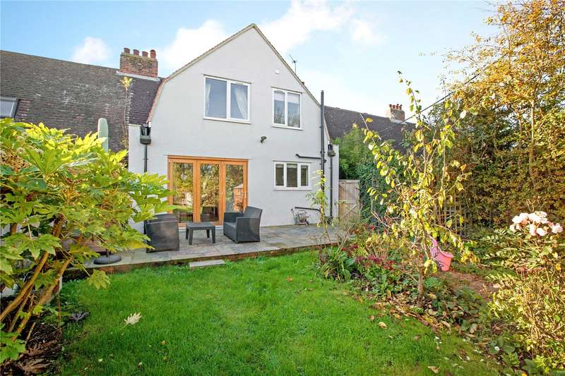 3 Bedrooms Terraced House for sale in Forest View Cottages, Forest Green Road, Holyport, Maidenhead, SL6