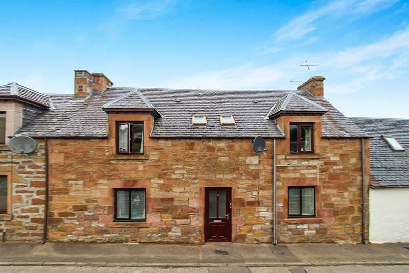 2 Bedrooms Flat for sale in Blackwells Street, Dingwall, IV15