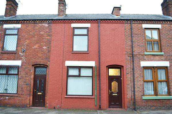 2 Bedrooms Terraced House for sale in Buchanan Street, Leigh