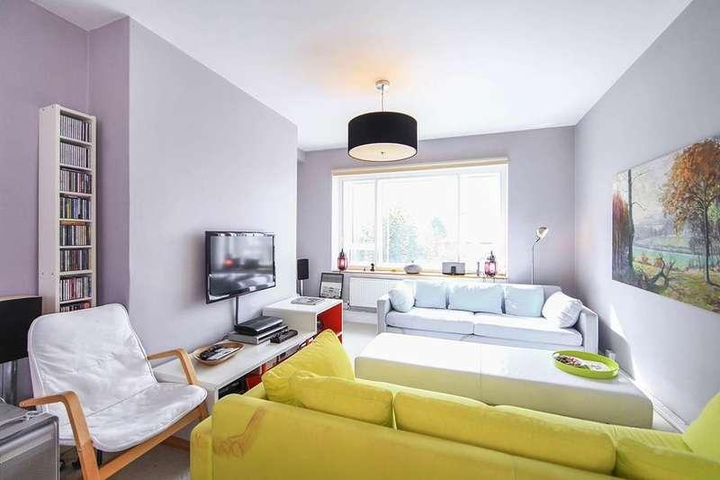 2 Bedrooms Flat for sale in Flat H Burmester House Burmester Road, London, SW17