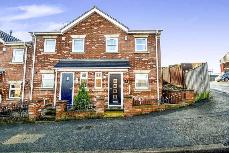 3 Bedrooms Property for sale in Brocklehurst Court, Barnsley, S70