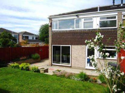 3 Bedrooms Semi Detached House for sale in Elmwood Close, Stokesley, North Yorkshire