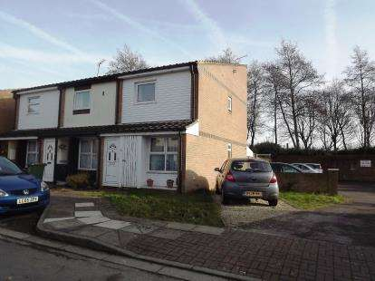 2 Bedrooms End Of Terrace House for sale in Southsea, Hampshire, England