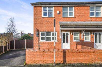 3 Bedrooms Semi Detached House for sale in Robin Hood Lane, Helsby, Frodsham, Cheshire, WA6
