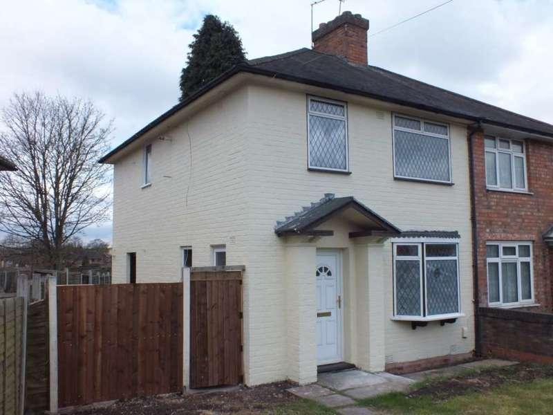 3 Bedrooms Semi Detached House for sale in Twickenham Rd, Kingstanding