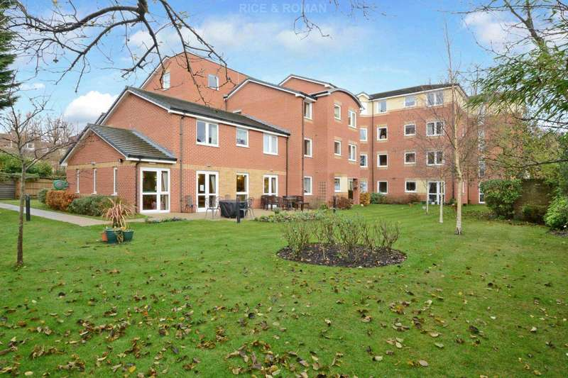 2 Bedrooms Retirement Property for sale in Addlestone Park, Addlestone