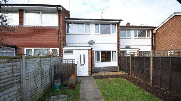 3 Bedrooms Terraced House for sale in The Gallop, Yateley, Hampshire