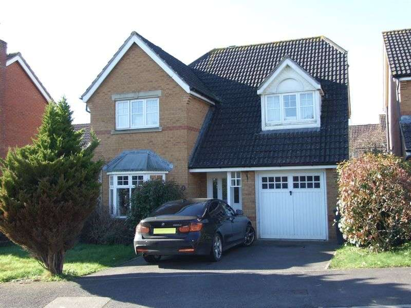 4 Bedrooms Detached House for sale in Hilperton