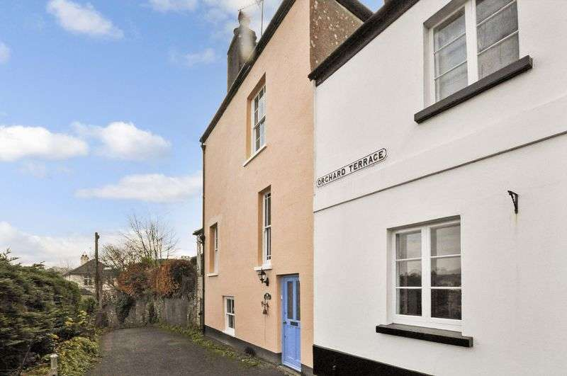 4 Bedrooms Cottage House for sale in Orchard Terrace, Totnes
