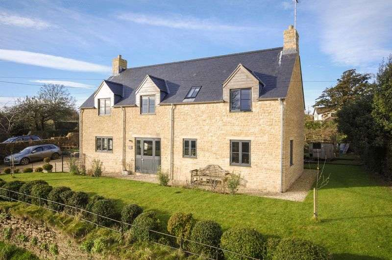 4 Bedrooms Detached House for sale in UPTON NOBLE - Between Bruton and Frome.