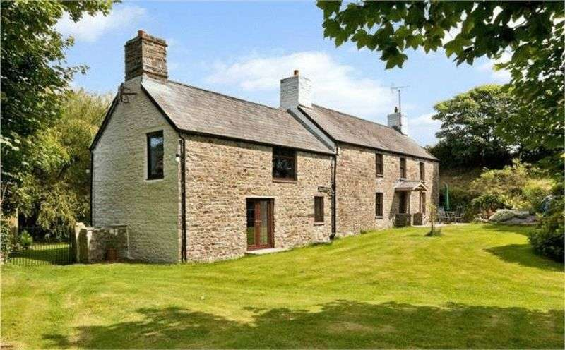 18 Bedrooms House for sale in Llangrannog, Llandysul