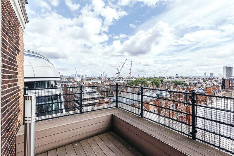 3 Bedrooms Flat for sale in Park Street, London, W1K
