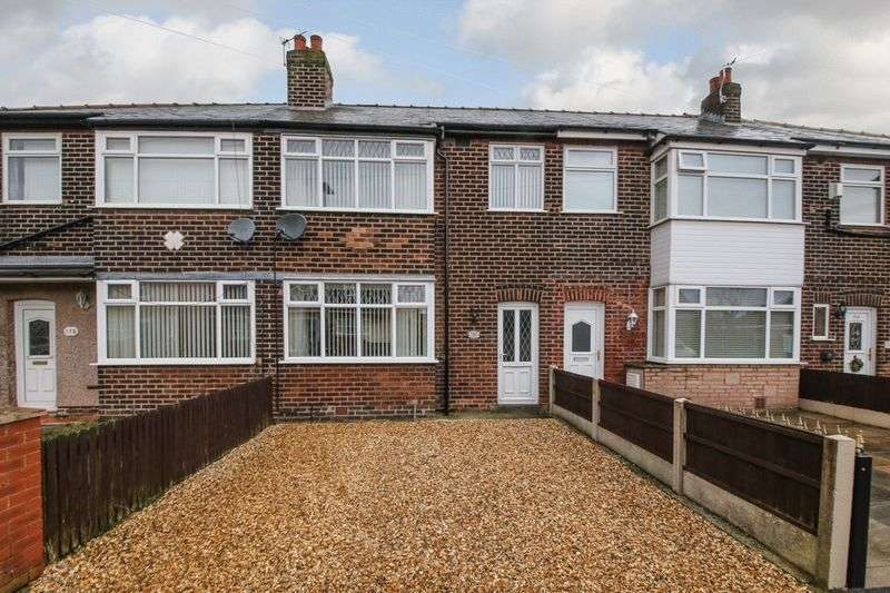 3 Bedrooms Terraced House for sale in Bell Lane, Orrell