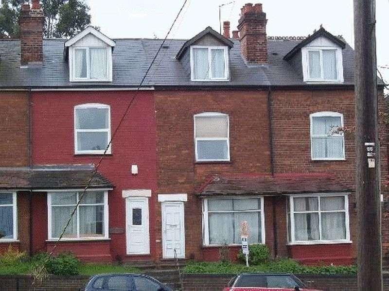5 Bedrooms Terraced House for rent in Harborne Lane, Selly Oak, Birmingham, B29 6TG