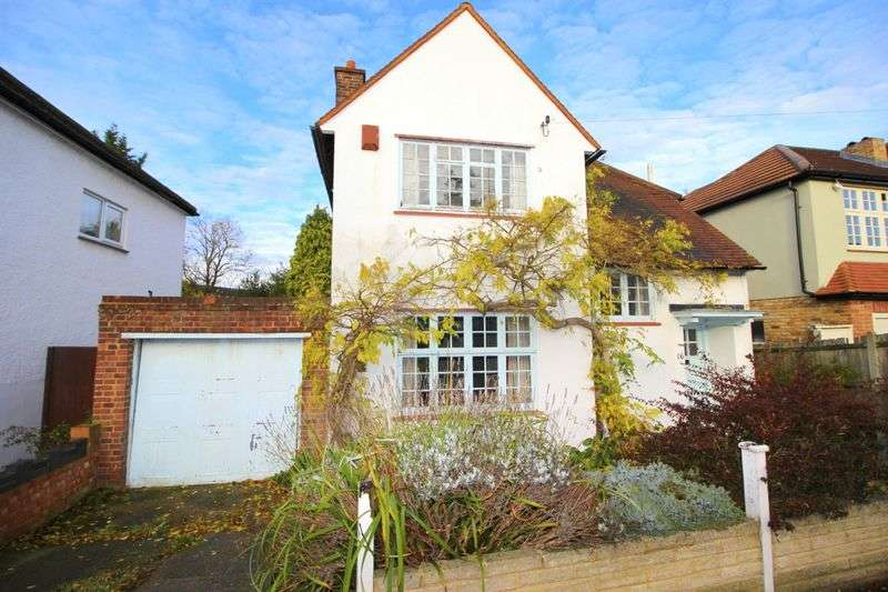 3 Bedrooms Detached House for sale in Orchard Road, Sidcup