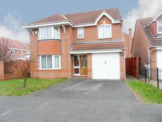 4 Bedrooms Detached House for sale in Blackbrook Road, Newark, Nottinghamshire, NG24 2ST