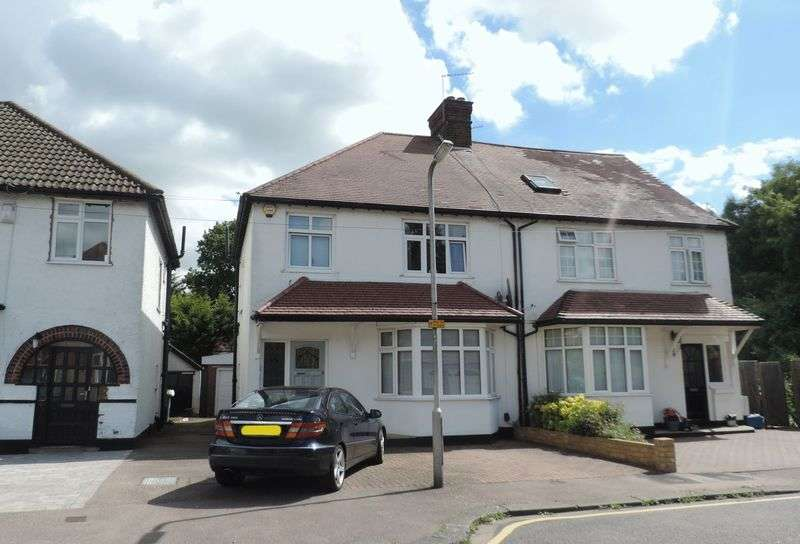3 Bedrooms Semi Detached House for sale in Hill Crest, Potters Bar