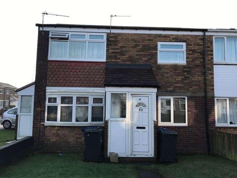 1 Bedroom Flat for sale in Heaton Gardens, South Shields