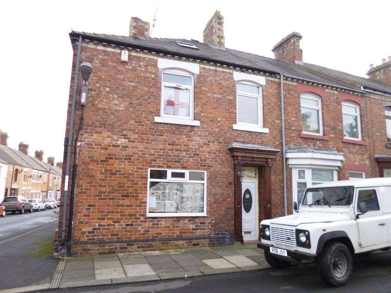 3 Bedrooms Terraced House for sale in Grey Street, Bishop Auckland