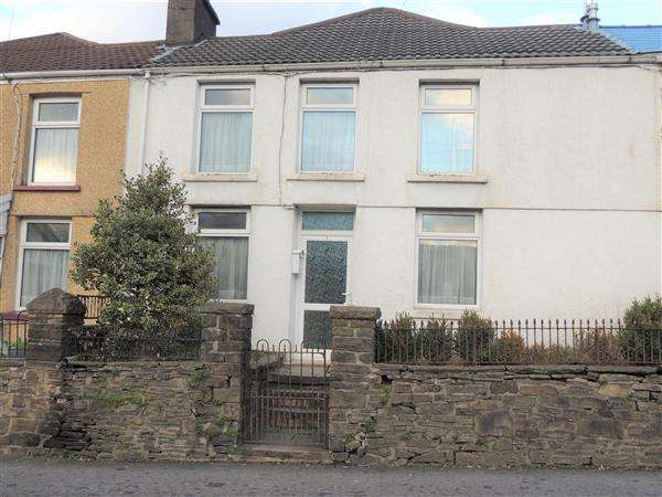 3 Bedrooms Terraced House for sale in Brithweynydd Road, Trealaw, Tonypandy