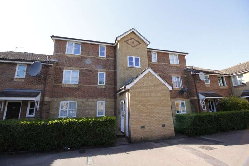 2 Bedrooms Flat for sale in Donald Woods Gardens, Surbiton, KT5