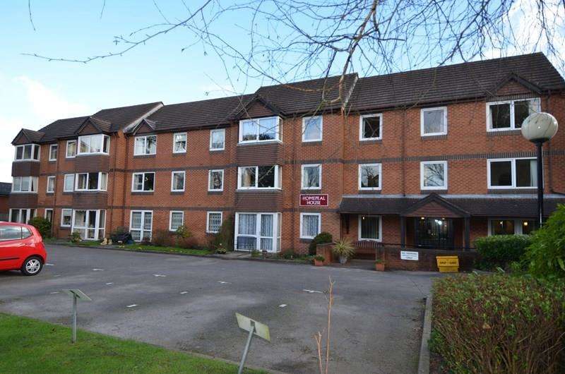 1 Bedroom Retirement Property for sale in Alcester Road South, Kings Heath, Birmingham